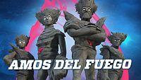 Wikisen 27 - Amos del Fuego