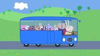 De excursión en el autobús