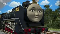 Harto de ser una locomotora amable