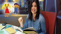 Lectura en vivo - Para dibujar un niño (Gloria Fuertes)