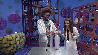 Mes de la Ciencia - Fabricando una nube