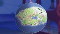 Mes de la Ciencia - La formación de los continentes