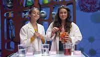 Mes de la Ciencia - La ósmosis del agua