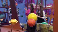 Mes de la Ciencia - Viaje a Plutón