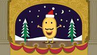 Mr. potato's xmas show