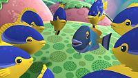 Los peces damisela