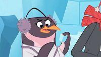 ¿Quién ha congelado a la pingüina?