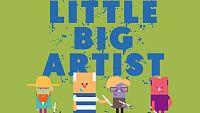 ¿Quieres pintar como un gran artista? Aprende con la nueva app Little Big Artist Clan