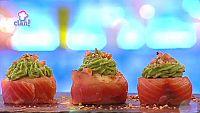 Receta Exprés - Cupcakes de salmón mexicano