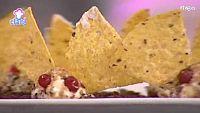 Receta Exprés - Murciélago de queso