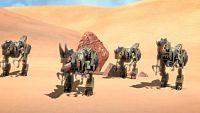 Scraptors del desierto