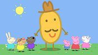 El señor potato llega a la ciudad
