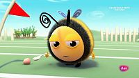 Sporty bee