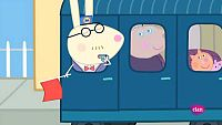 The train ride