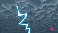 Tiempo tormentoso
