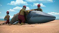 Toad y la ballena