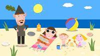 Las vacaciones del sr. duende