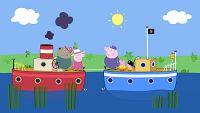 El viaje en barco de polly