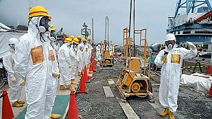 Incrementan hasta el nivel 3 la alerta por la fuga de agua contaminada en Fukushima