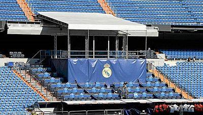 El palco del Bernabéu ya espera a Bale, pero Mourinho se entromete