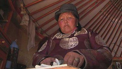 Futuro amenazado para los campesinos de Mongolia
