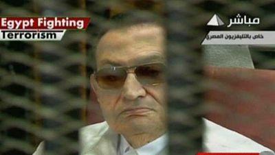 Se aplaza el juicio de Mubarak