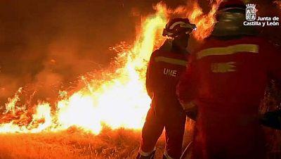 El incendio del parque de los Arribes del Duero, Zamora, repercute en el sector turístico