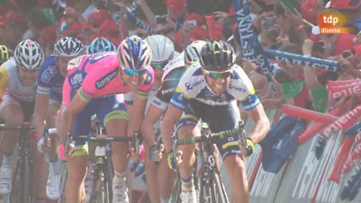 Vuelta ciclista a España 2013 - 5ª etapa: Sober - Lago de Sanabria - ver ahora