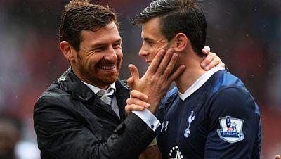 Villas Boas ve cercano el fichaje de Bale por el Madrid