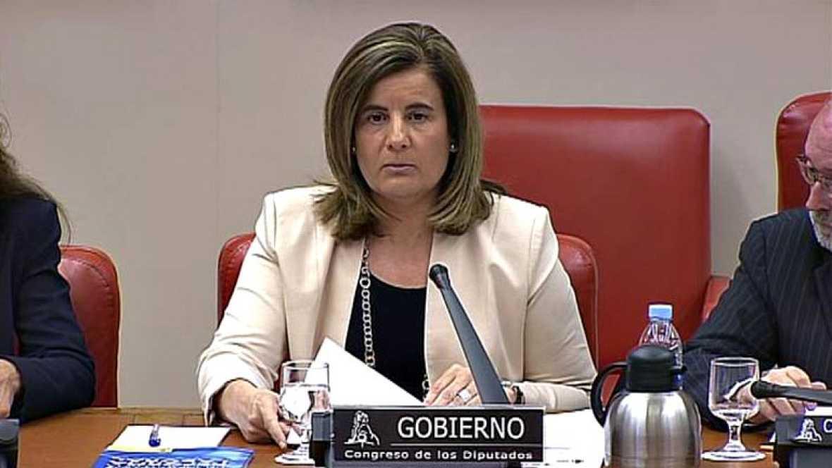 Bañez anuncia que el Gobierno reducirá a cinco los modelos de trabajo existentes