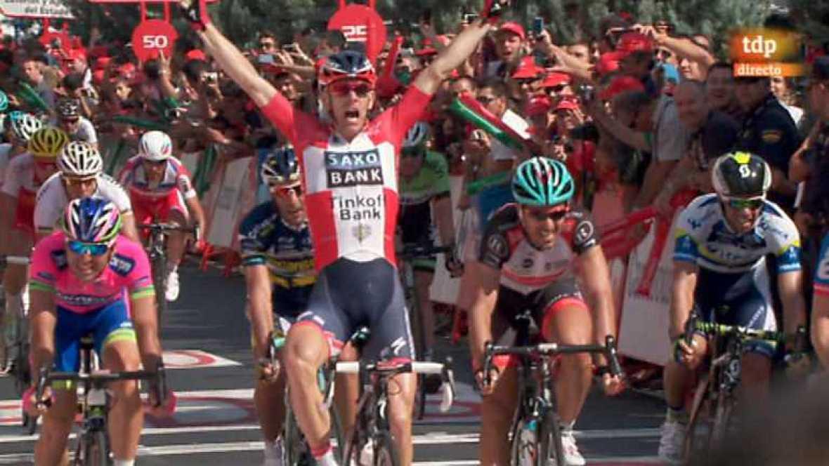 Vuelta ciclista a España 2013 - 6ª etapa: Guijuelo - Cáceres - ver ahora