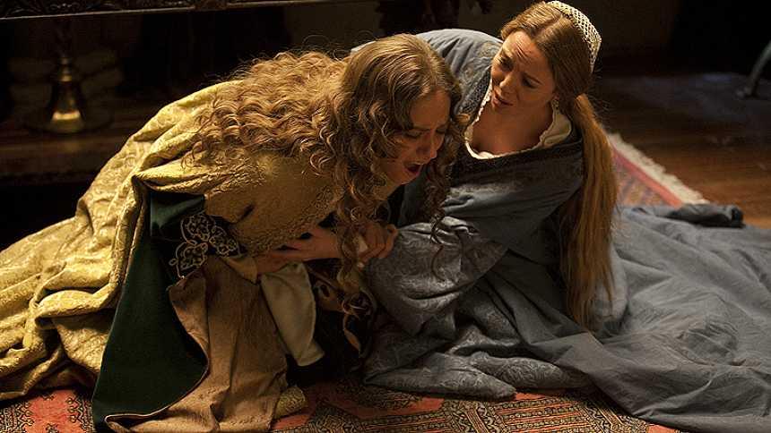 Isabel - Fernando engaña a Isabel mientras ella pierde el bebé
