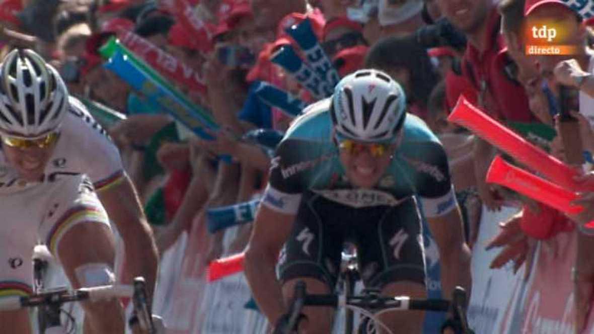 Vuelta ciclista a España 2013 -7ª etapa: Almendralejo - Mairena de Aljarafe - ver ahora