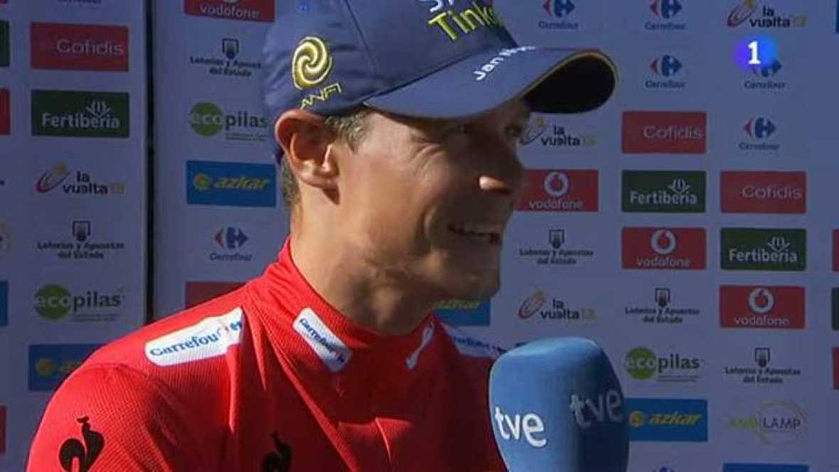 """Roche: """"Todos los años sueño el jersey rojo"""""""