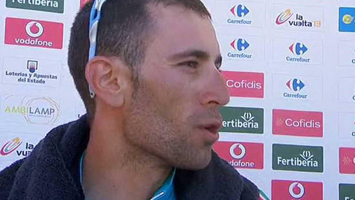 "Nibali: ""He ganado segundos importantes"""