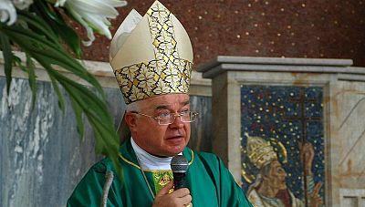 Investigan por pederastia al nuncio del Vaticano en la República Dominicana