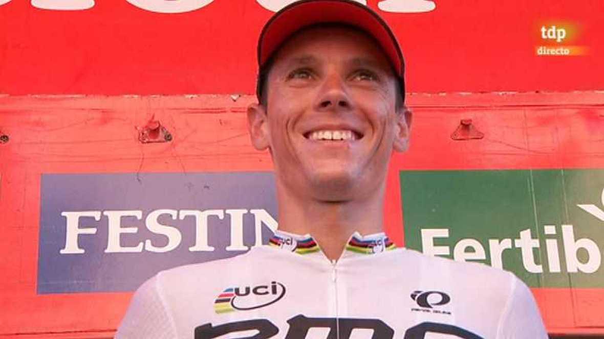 Vuelta ciclista a España 2013 - 12ª etapa: Maella-Tarragona - Ver ahora
