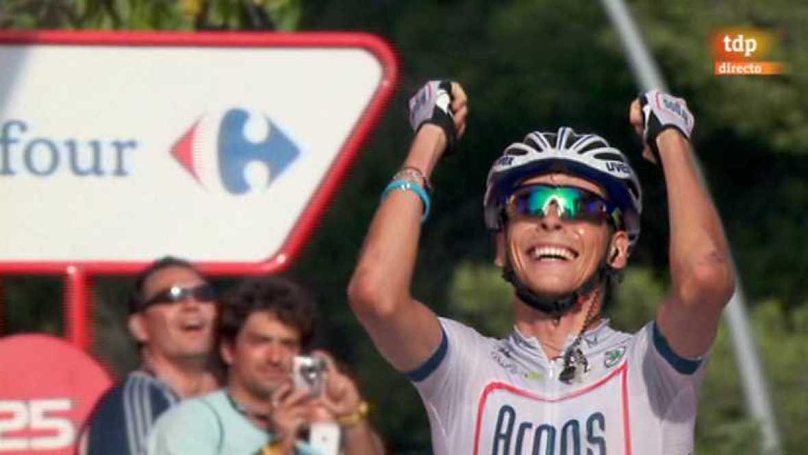 Vuelta ciclista a España 2013 - 13ª etapa: Valls-Castelldefels - Ver ahora