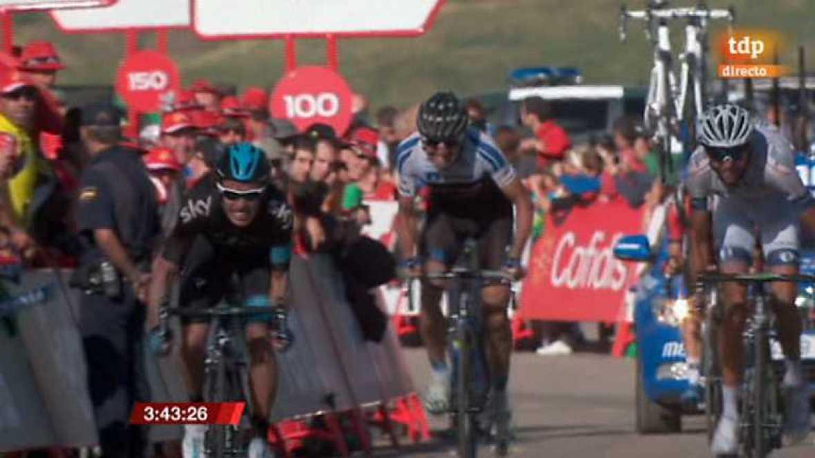 Vuelta ciclista a España 2013 - 16ª etapa: Graus - Sallent de Gállego. Aramón Formigal - Ver ahora