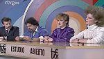 Un 'Estudio abierto' de 1982