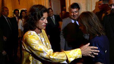 La alcaldesa de Madrid, Ana Botella, ha comunicado al Rey y al presidente del Gobierno, Mariano Rajoy, que Madrid no debe optar a la celebración de los Juegos Olímpicos de 2024, lo que no le impedirá seguir al frente del Ayuntamiento hasta las elecci