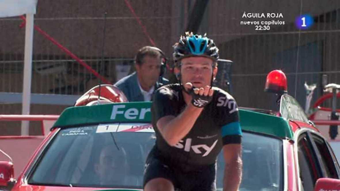 Vuelta ciclista a España 2013 - 18ª etapa: Burgos - Peña Cabarga  - Ver ahora