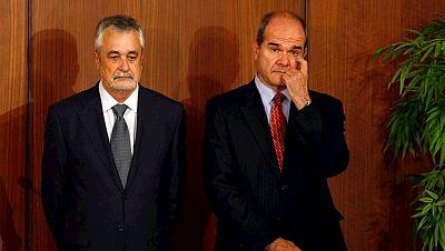 Anticorrupción recurre el auto de la juez que pide la imputación de Chaves y Griñán en los ERE