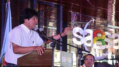 Bolivia no compensará a la empresa Abertis-Aena por la nacionalización