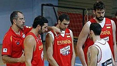 España, sin margen de error ante Finlandia