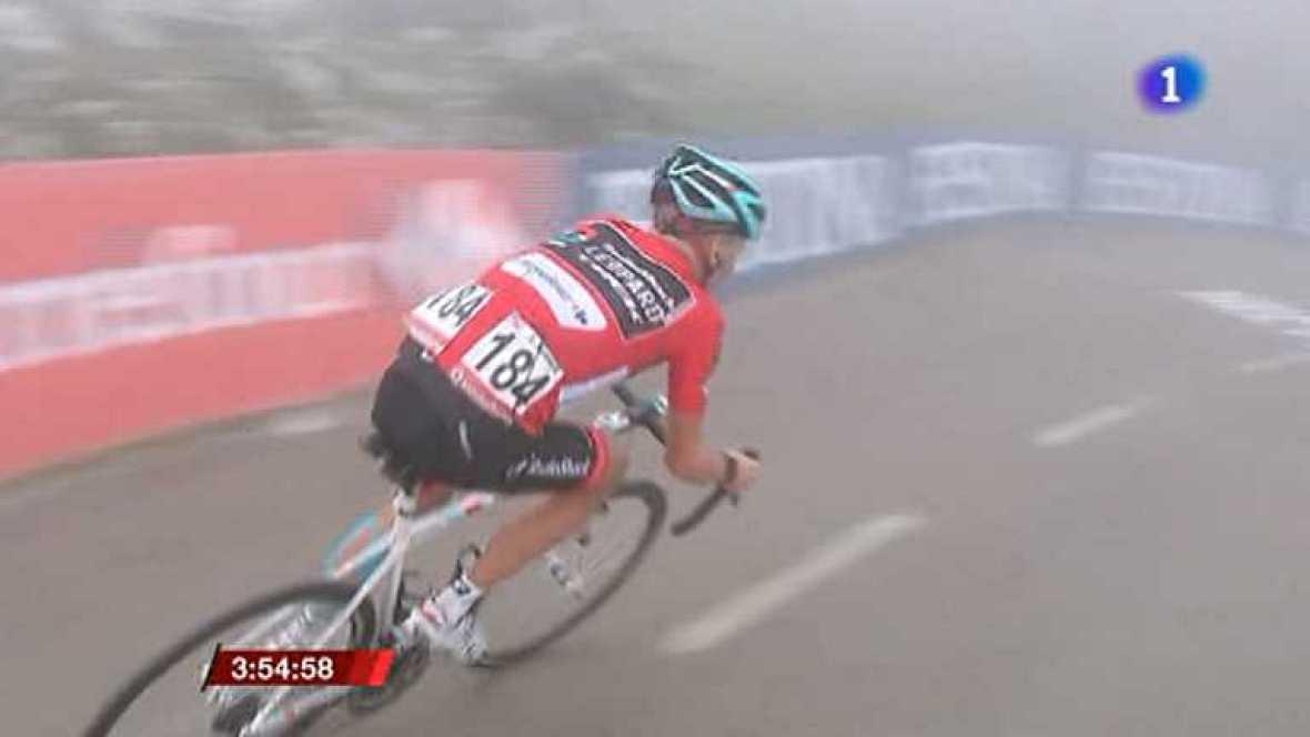 Vuelta ciclista a España 2013 - 20ª etapa: Avilés - Alto de L'Angliru - Ver ahora