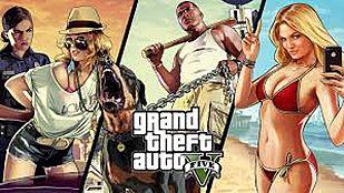 La nueva entrega del videojuego GTA V llega dispuesto a reclamar su trono