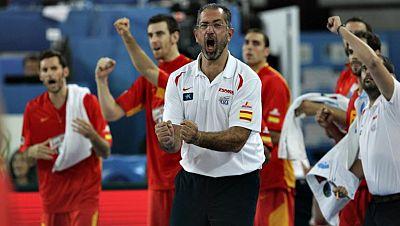 La selección española es consciente de que ha llegado al punto de no retorno y que Serbia, en los cuartos de final del Eurobasket 2013, es la puerta de entrada hacia la gloria y la lucha por las medallas o la puerta de salida hacia el infierno de los