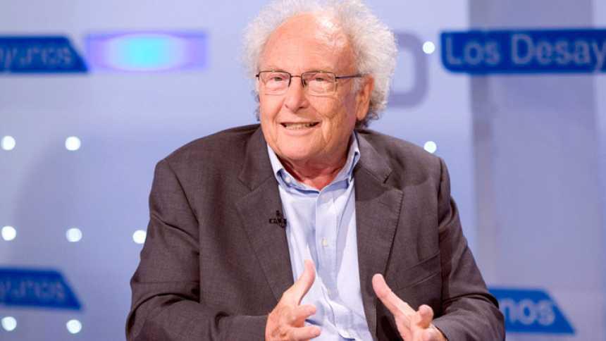 Los desayunos de TVE - Entrevista a Eduard Punset