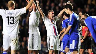 Batacazo del Chelsea y buen estreno del Nápoles en Champions